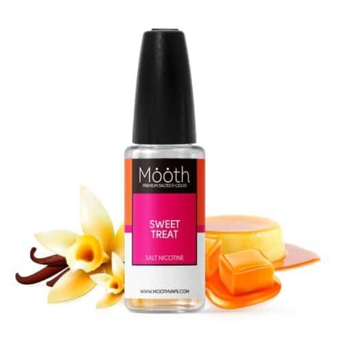 weet Treat Nic salt e-liquid by mooth