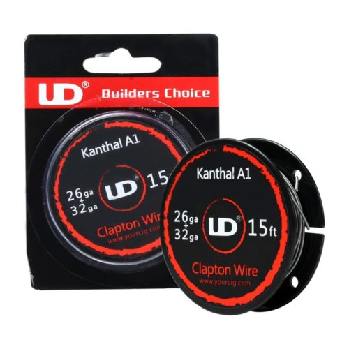 Cable Clapton kanthal A1 marca UD