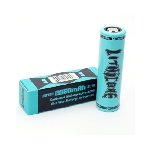 Bateria 20700 Lithicore 2950mAh