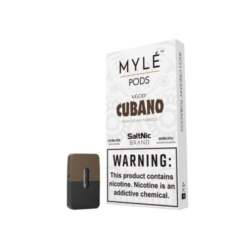 myle pods cubano mexico