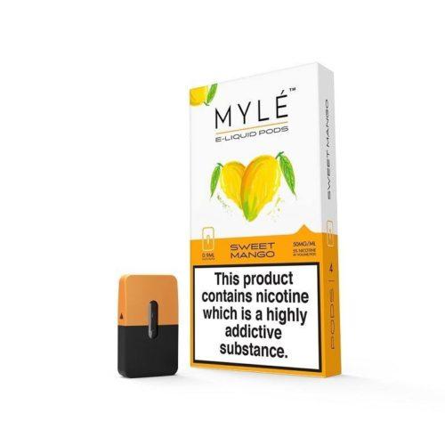 myle pods sweet mango dulce