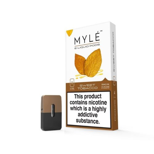 myle pods sweet tobacco mexico