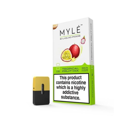 myle pods tropical fruit mix en emexico