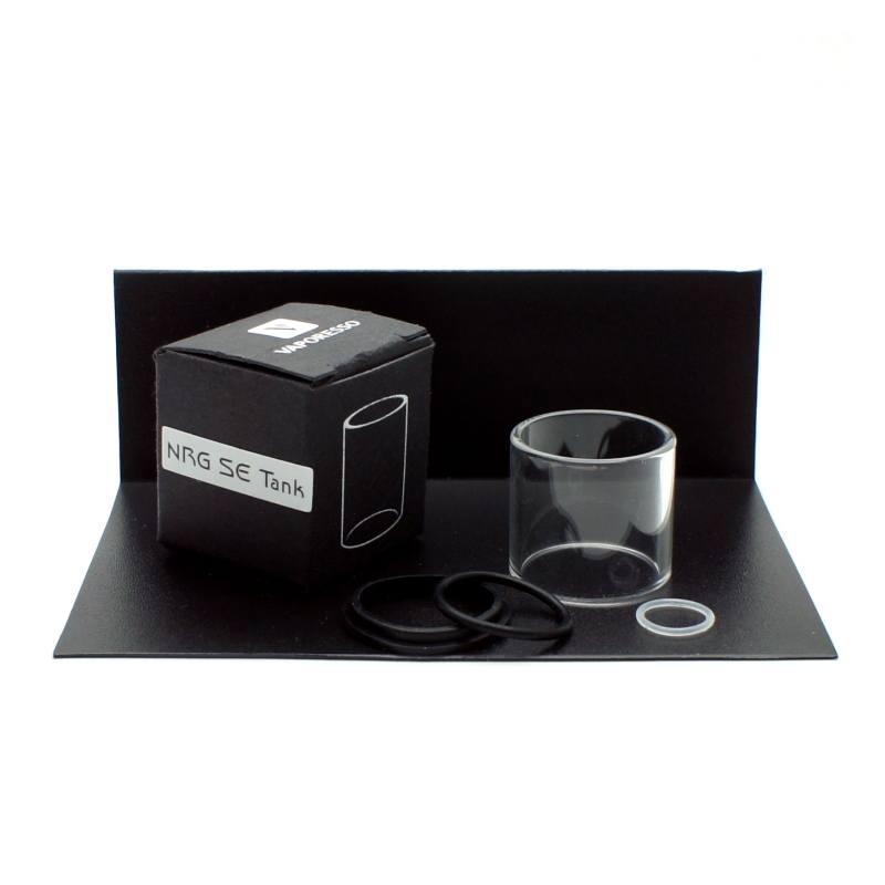 NRG SE Tank Glass vidrio de repuesto