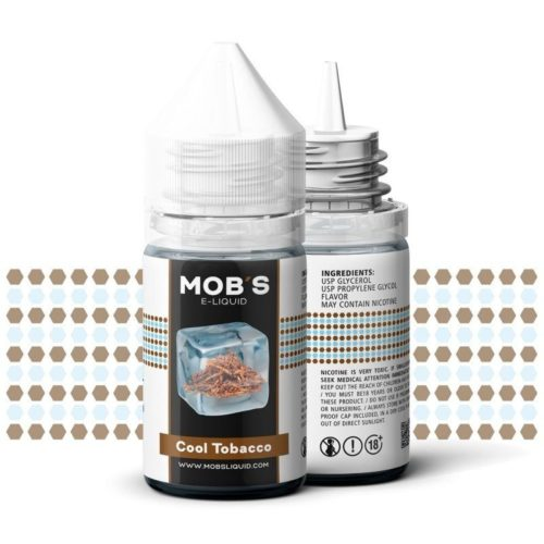 cool tobacco MOBS eliquid mexico