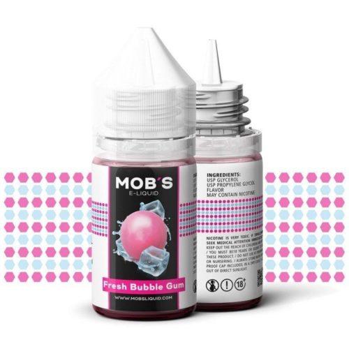 fresh bubble gum MOBS eliquid
