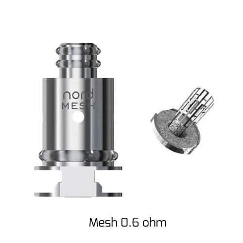 SMOK NORD Coil Mesh 0.6ohm mexico
