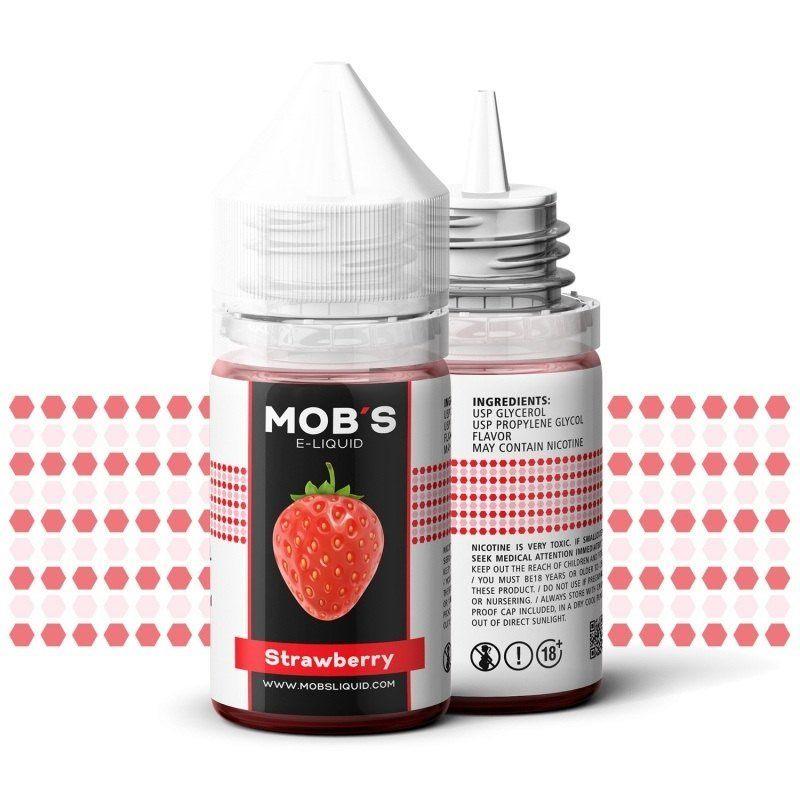 strawberry mobs eliquid mexico