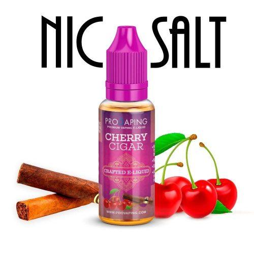 Cerry Cigar nic salt e-liquid provaping