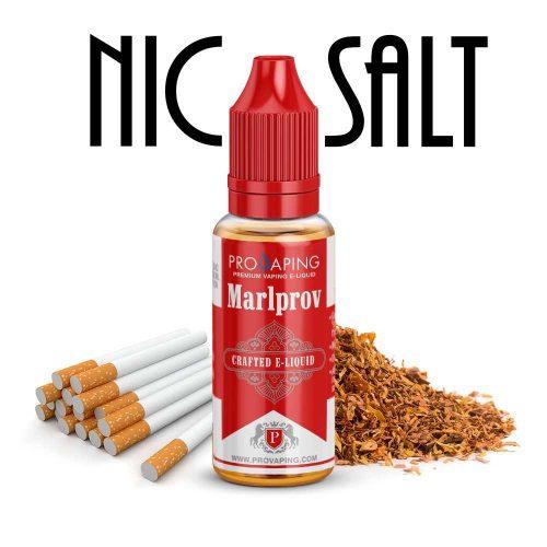 Marlprov Nic Salt Provaping e-liqid