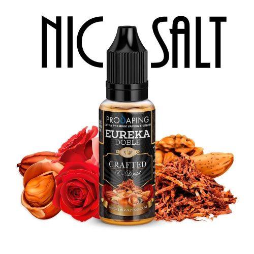 Eureka Double nic salt eliquid provaping