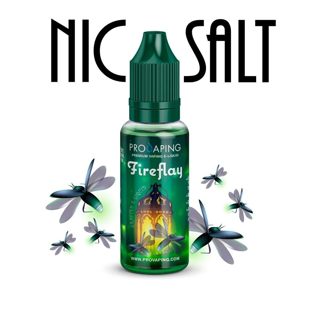 Firefly eliquid nic salt provaping