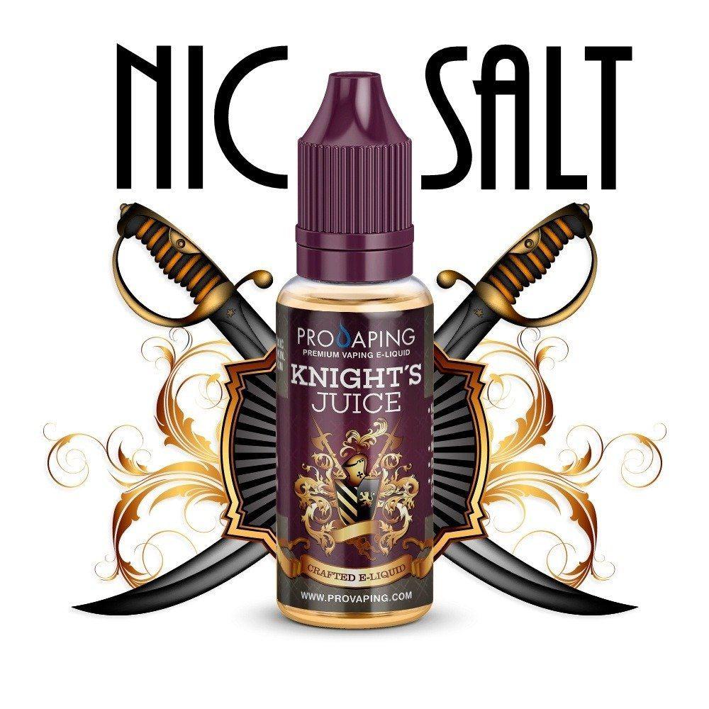 Knigth´s Juice Nic Salt Provaping eliquid