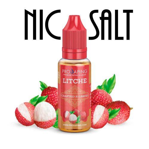 Litche Nic Salt e-liquid Provaping