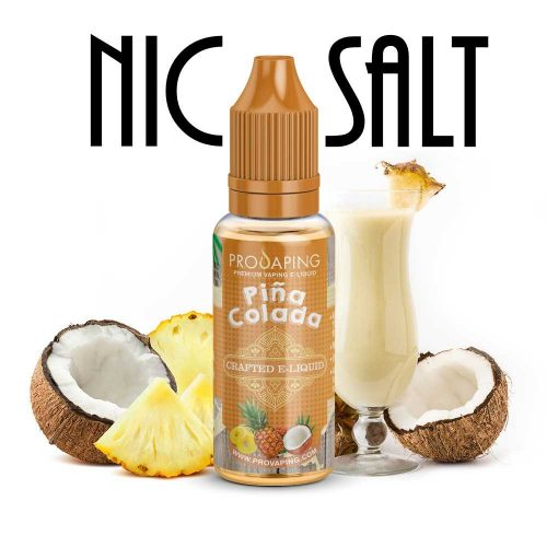 Piña colada Nic salt Provaping