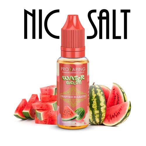 watermelon sandia Nic Salt eliquid provaping