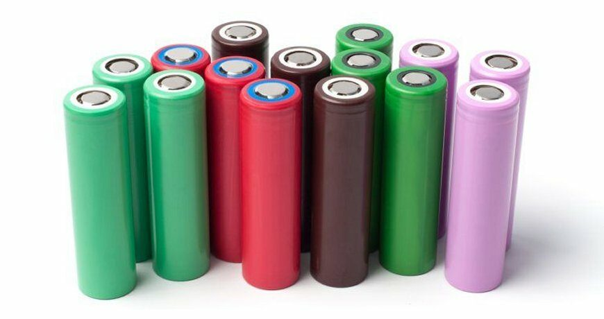 información baterias 18650