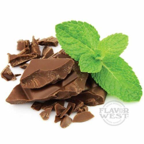 Esencia de sabor concentrado chocolate menta para eliquid de flavor west