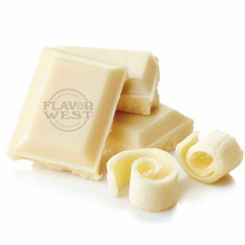 Saborizante concentrado Chocolate blanco para vapear de flavor west