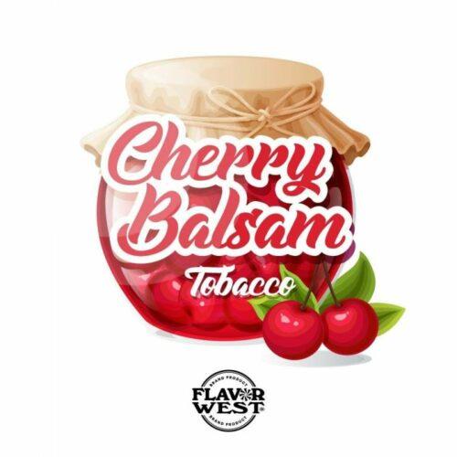 Saborizante concentrado para e-liquid Cherry Balsam Tobacco de flavorwest
