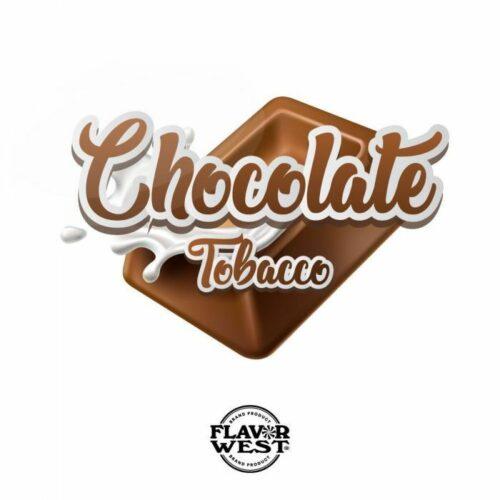 Saborizante concentrado para e-liquid chocolate tabaco de flavorwest