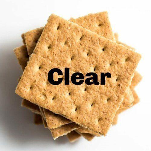 Saborizante concentrado Graham Cracker Clear para eliquid de flavor apprentice