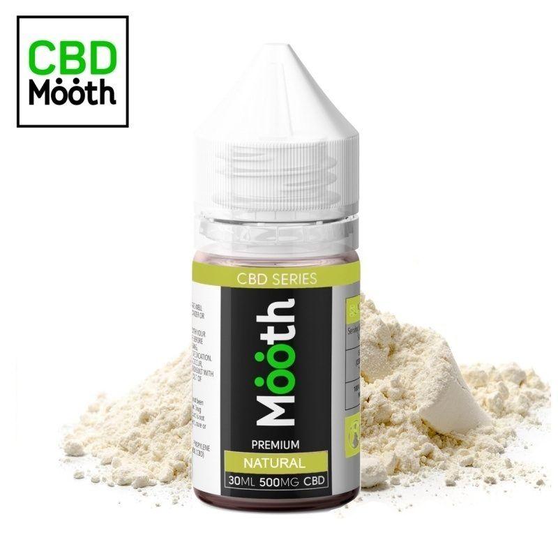 eliquid cbd sabor natural mooth